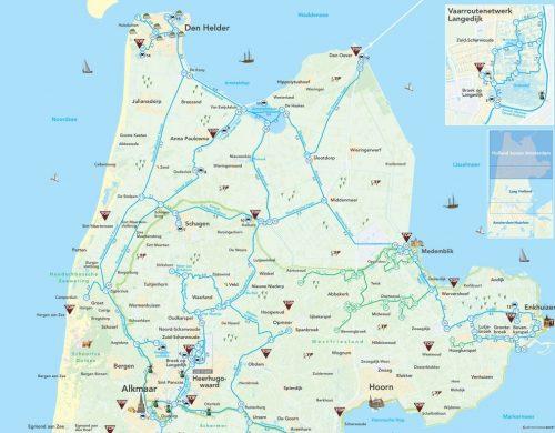 Vaarkaart-Noord-Holland-1024x789